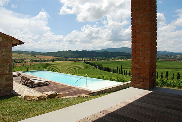 PISCINA IN CHIANTI